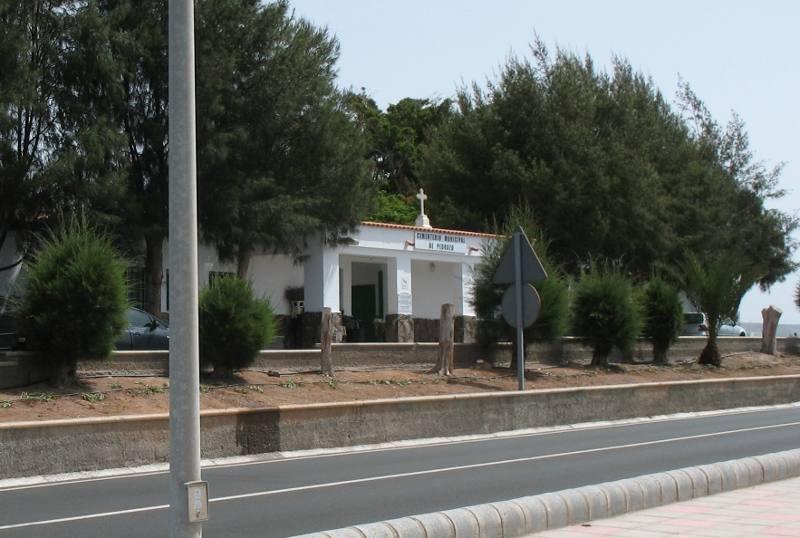 Cementerio Municipal de Pedrazo